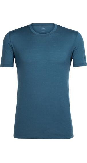 Icebreaker Tech Lite t-shirt petrol